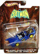 Batman 1980s batmobile échelle 1-50 nouveau en emballage