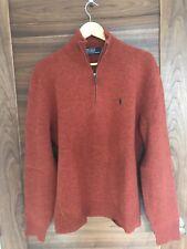 Polo Ralph Lauren Media Cremallera Suéter de puente