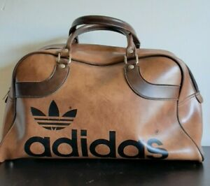 adidas Retro Vintage Bag Licence By Peter Black Keighley
