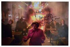 Imelda Staunton SIGNED 12x8 Photo Autograph Harry Potter Film AFTAL & COA