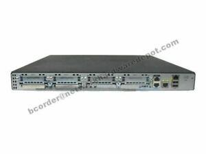 Cisco 2901-VSEC/K9 Voice Bundle Router c2901-VSEC/K9 - 1 Year Warranty