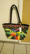 ANNE ORMSBY BEAUTIFUL  NEW, WITH TAGS EXTRA LG. BEACH TOTE CARRY-ALL BAG.