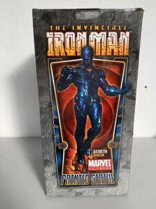 THE INVINCIBLE IRON MAN STEALTH VERSION STATUE MARVEL BOWEN designs No SIDESHOW