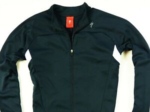 MEN'S SPECIALIZED FULL ZIP THERMAL TOP JACKET CYCLING CYCLE SIZE: MEDIUM (M)