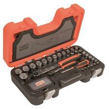 """Bahco SL79 Steckschlüssel- & Bitsatz 1/4"""" & 1/2"""" mit schmalen Knarren, 79-teilig"""