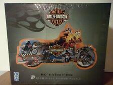 Fx Schmid Harley-Davidson 1000 Piece Jigsaw Puzzle Nib