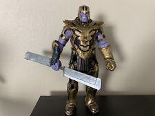 CUSTOM Paint Thanos Avengers: Endgame Build-A-Figure BAF Marvel Legends Complete