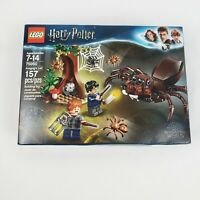 *NEW IN BOX* Lego Harry Potter and the Chamber of Secrets Aragog's Lair Toy Set