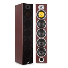 Diffusori Pavimento Casse Home Cinema Verticali Sistema Bass Reflex 4 Vie 440W M