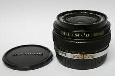 Olympus G. Zuiko Auto-W 2,8 / 35  mm Objektiv für analoge OM Kameras