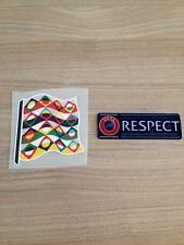 Exclu Lot de 2 Patchs Badge Football Ligue des Nations Nations League