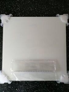 Square glass magnet board 40cm x 40cm