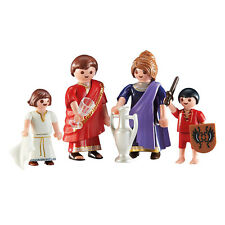 Playmobil Roman Family Building Set 6493  NEW Learning Toys