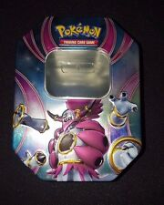 Pokemon Hoopa EX - EMPTY TIN BOX for CARD STORAGE / HOLD CARDS