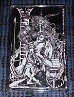 Beherit Demo / Archgoat Demo Split Tape Cassette Very Rare Mint Raw Black Metal