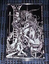 Black Metal Beherit Demo/Archgoat Demo Split Tape Cassette Very Rare Used Mint