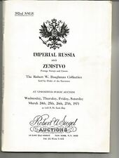 IMPERIAL RUSSIA & ZEMSTVO. SPECIALISED. R. BAUGHMAN COLLECTION.GREAT!!!