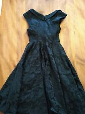 Green Lace Dress Size 8