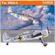EDUARD 1/48 FOCKE WULF FW 190A-4  PROFIPACK KIT 82142 *ALL NEW TOOLING