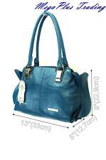 LYDC Designer Hobo Shoulder Tote Bag 8302 Blue