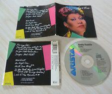 CD album ARETHA - FRANKLIN ARETHA 9 TITRES RC720