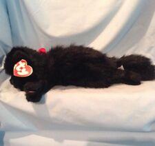 "Ty Licorice Black Cat 15"" #1125 1997 P.E. Pellets 3+ Boys & Girls  $29.99"