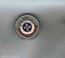 #D224.  THE GIRLS  LIFE   BRIGADE  LAPEL  BADGE