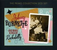 Johnny Burnette - Johnny Burnette And More Kings Of Rockabilly [CD]