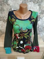 Desigual Women's sweatshirt   multicolor color size L