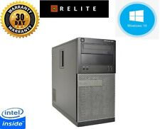 Dell Optiplex 390 Desktop PC (Intel Pentium 2.70GHz 8GB 250GB Win 10 Pro)