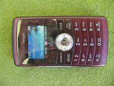 Lg Vx9200M keyboard phone for Verizon, looks nice and works, clean Esn