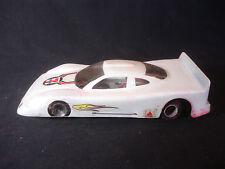 Parma? NASCAR 7 Eleven White Citco Race Racing Slot Car Toy