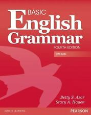 Basic English Grammar with Audio CD, Without Answer Key by Betty S. Azar and...
