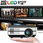 Portable LCD LED Mini Projector HD Home Cinema TV Video PS4 HDMI USB 960*640 AU