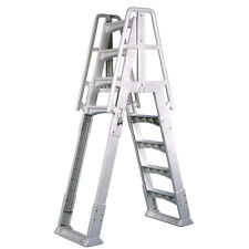 Vinyl Works SLAT A-Frame Ladder