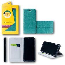 Flip / SMART FUNDA AZUL para Huawei Honor 9 Lite Estuche de protección