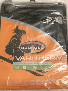 Women's Duofold Varitherm High Activity Protection Black Size S NIP