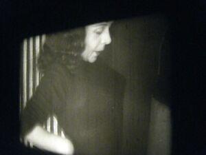 1950s Vintage 16mm film .. model ,  ....   # 657