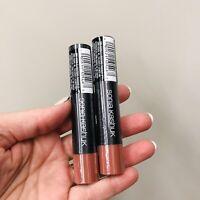 Set of 2 NEW Sonia Kashuk Lustrous Shine Lip Crayon Sweet Pea 04 Lipstick
