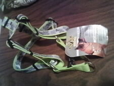 "dog reflective harness comfort wrap by lazer brite large 26""- 38"" girth clovers"