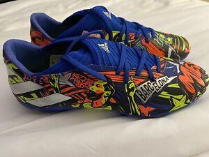 Adidas Nemeziz Lionel Messi 19.3 FG Soccer Cleats Men's Size 9.5 [EH0591] New