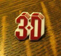3-D Movie Lapel Pin - Vintage 3D Three Dimensional Glasses Viewer Lapel Badge