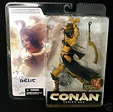 "McFARLANE TOYS CONAN BELIT PIRATE QUEEN 7"" FIGURE RARE AND VHTF"
