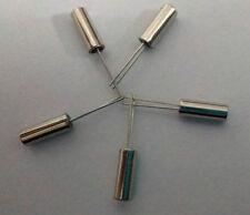 10pcs Crystal Oscillator 32.768KHz 32768Hz 3x8mm Crystal NEW
