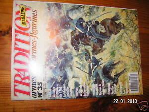 Tradition magazine n°35 Spartiates Valaisan Fattori
