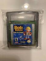 Bob the Builder Gameboy Color