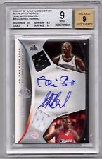 2006 SP Game Used Kevin Garnett Authentic Fabrics Jersey AUTO /50  BGS 9  Nice!