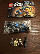 Lego Star Wars 75167 Bounty Hunter Speeder Bike Battle Pack Loose Ig88 Dengar