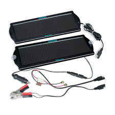 Oxford Solariser Solar Motorcycle / Motorbike 12 Volt Battery Charger