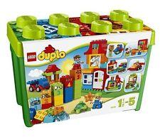 Children Building LEGO Construction Toys & Kits